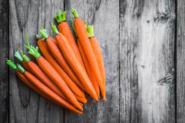 carotte purée