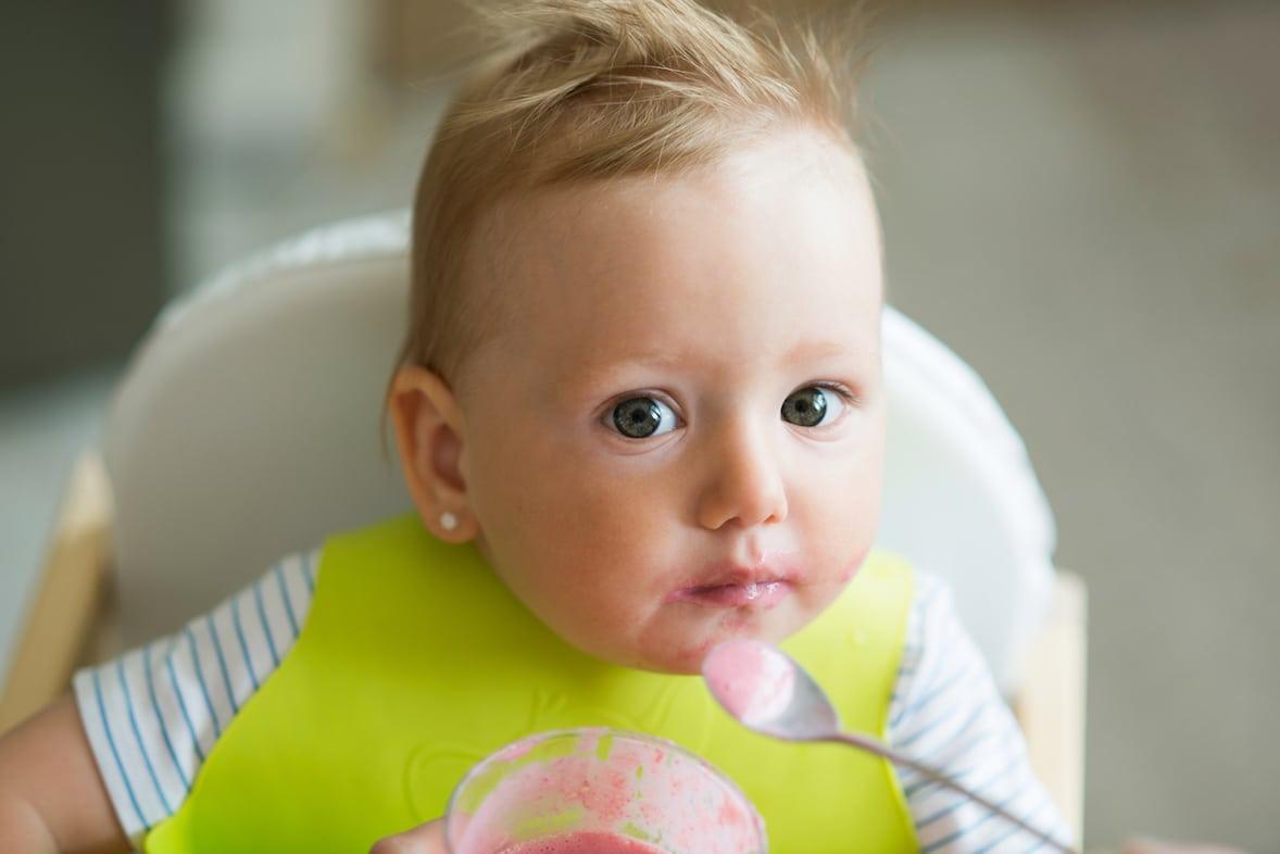 repas bébé petits pots maison