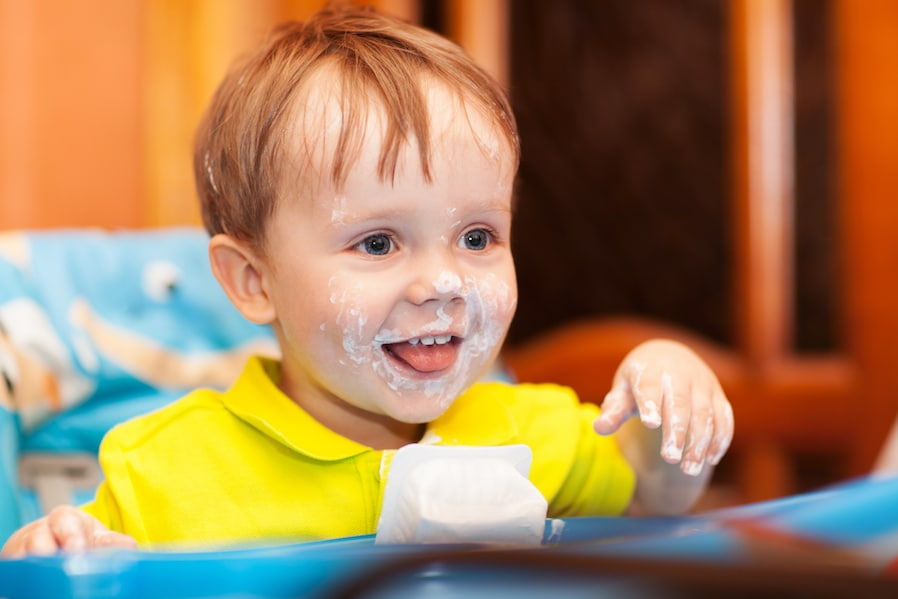 yaourt maison bébé