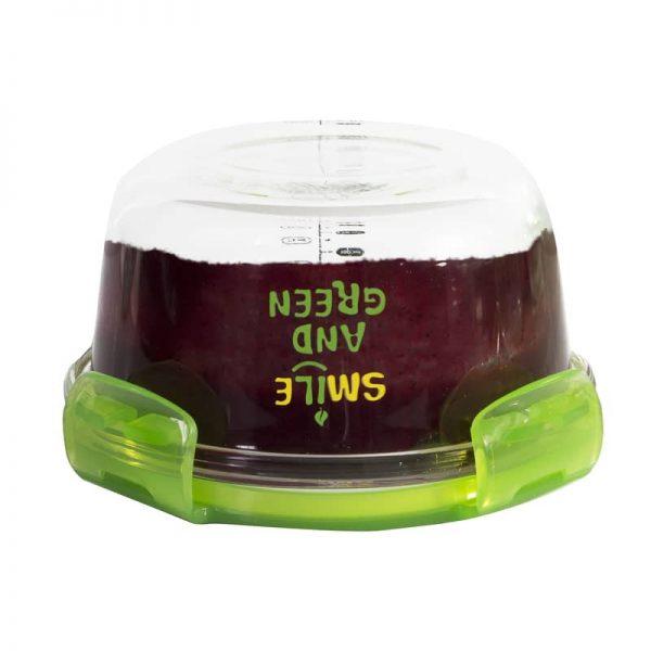 petit pot en verre 240 ml hermétique