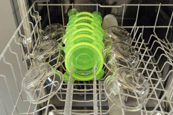 petit pot en verre 240 ml lave vaisselle